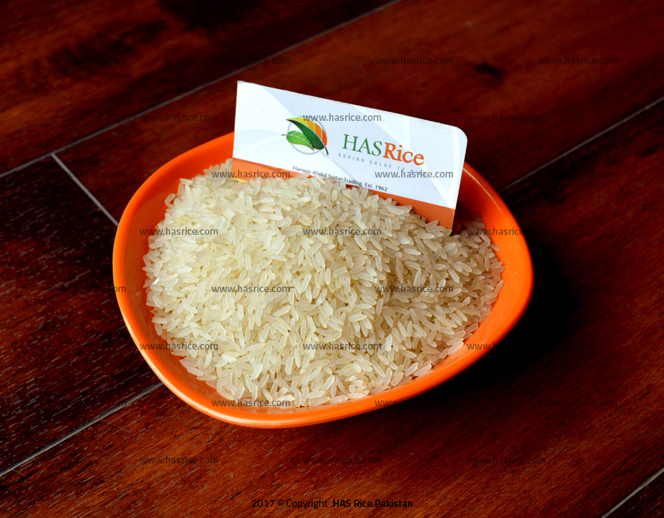 Pakistan Parboiled Rice