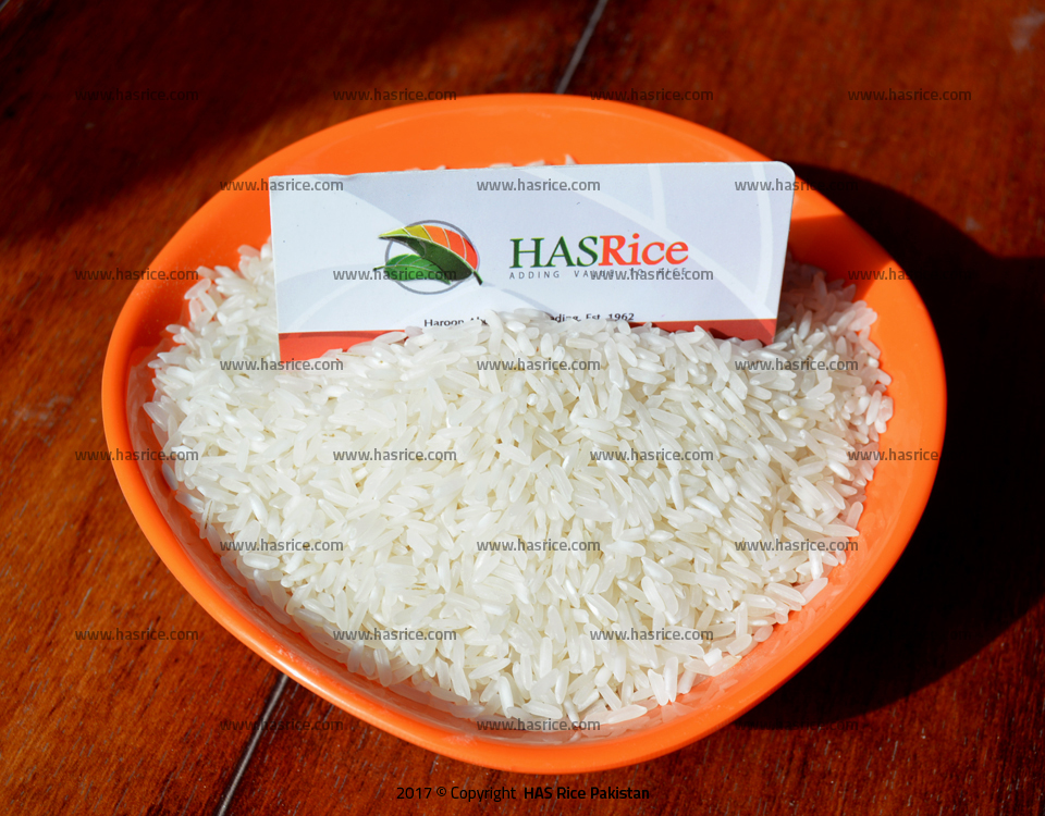 5% Broken White Rice