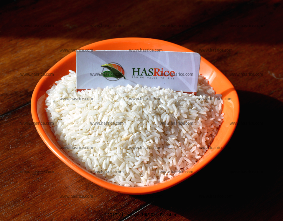 Regular 25% Broken White Rice